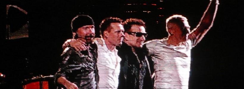 Review: Shinobi en La Plata: U2 y Muse hicieron vibrar Buenos Aires
