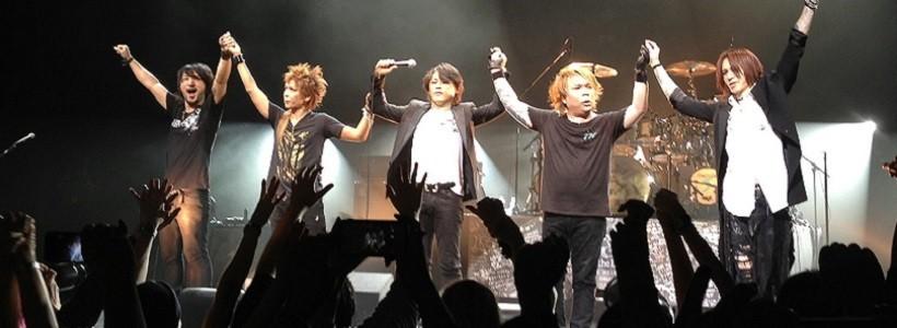 Luna Sea lanza nuevo single por las víctimas del tsunami