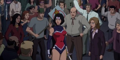 Justice League War: Nueva info de lo último de la DC Comics