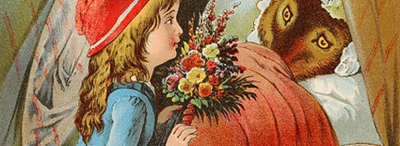 RetroNinja: Un clásico infantil y su origen: ¡Caperucita Roja nació en África!