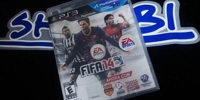 Ganate un FIFA 14 de la mano de EA Sports y Shinobi News!!!