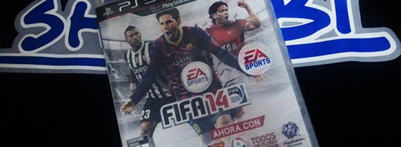 Ganate un FIFA 14 de la mano de EA Sports y Shinobi News!!!