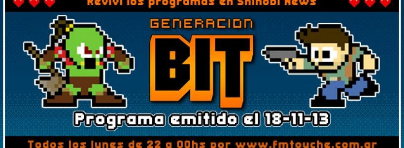 Generación BIT 18-11-13
