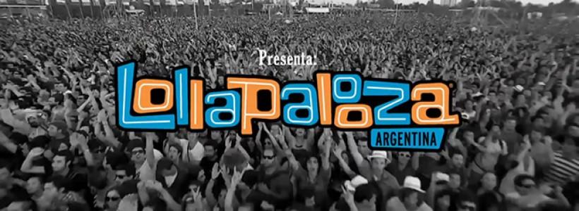 Más detalles del Lollapalooza Argentina 2014