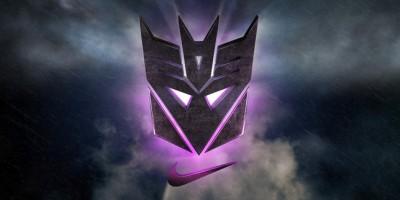 Nike se alió con los Decepticons: lanzan la línea de zapatillas Megatron Rises