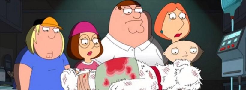 Vuelve Brian a Family Guy por especial de Navidad
