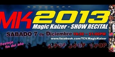 Magic Kaizer despide el año con todo