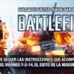 Ganate un Battlefield 4 de la mano de EA y Shinobi!!!