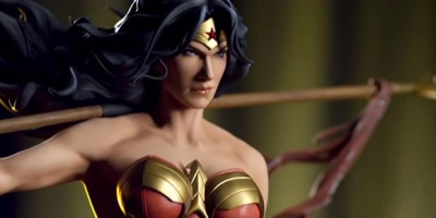 Wonder Woman Premium Figure por Sideshow