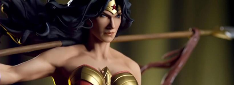 Wonder Woman Premium Figure por Sideshow
