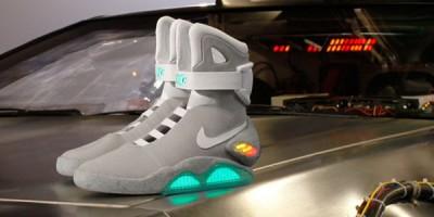 Nike lanzará en 2015 las zapatillas de Volver al Futuro II
