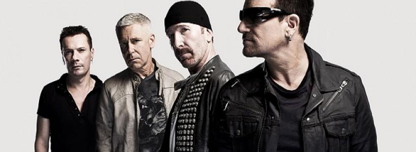 U2 presenta su nuevo tema + video