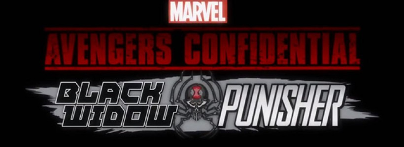 Avengers Confidential: Black Widow and Punisher, Marvel y Madhouse nos traen espionaje y mucha acción