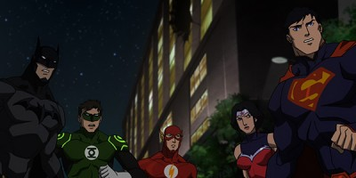 Review: Justice League War – la DC Animated empieza el año con todo
