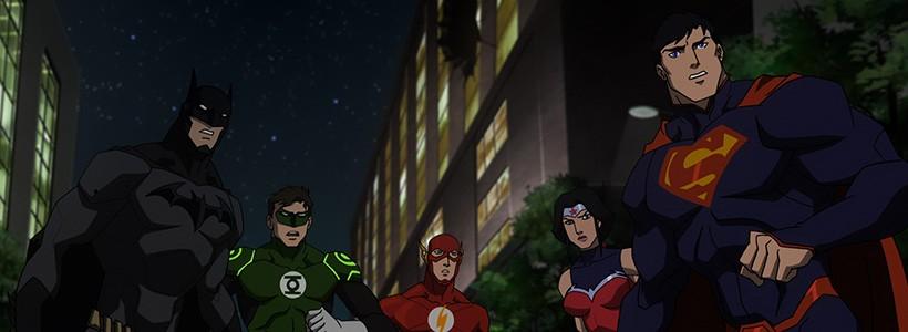Review: Justice League War – la DC Animated empieza el año con todo