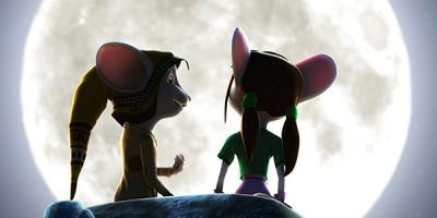 Estreno 13-02-14: Animación for export: Rodencia y el Diente de la Princesa + entrevista exclusiva