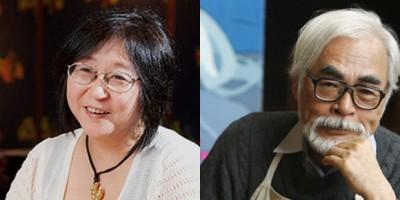 Nominan a Miyazaki y a Takahashi para el salón de la fama de los Eisner