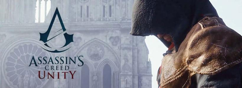 Assassin's Creed: Unity anunciado por Ubisoft
