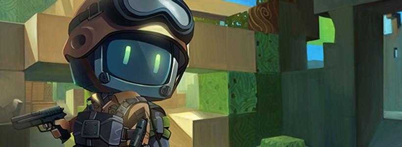 Axeso5 lanza al mercado latino BrickForce, su nuevo shooter minecraftero
