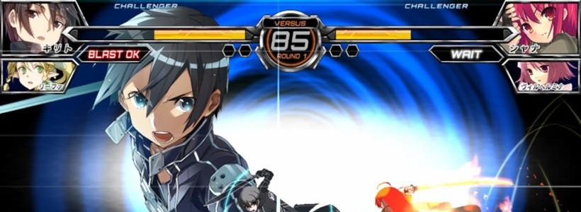Novedades de Sword Art Online