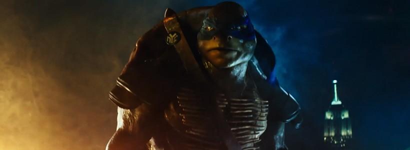Trailer del Teenage Mutant Ninja Turtles de Michael Bay