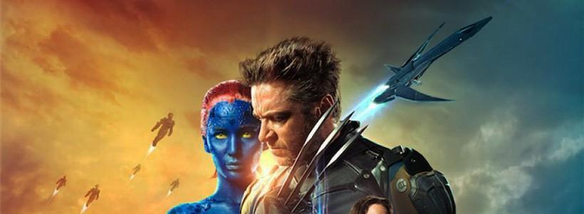 Nuevo trailer y poster de X-Men Days of Future Past