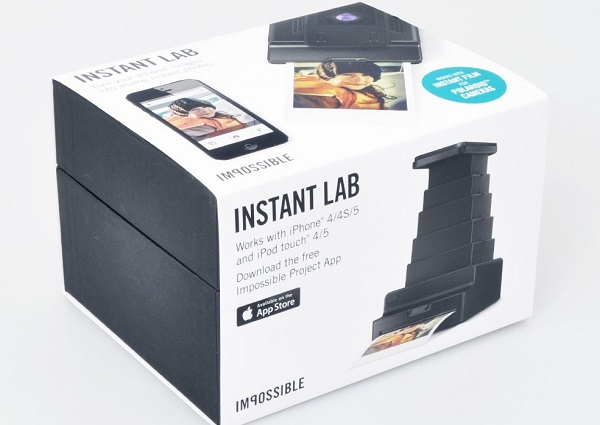 The Impossible Instant Lab01