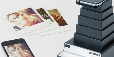 The Impossible Instant Lab: para que cualquier foto se vuelva «Polaroid»