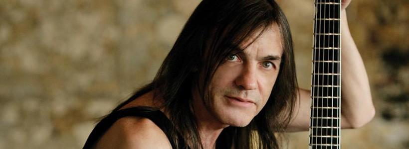 AC/DC podría retirarse por problemas de salud de Malcolm Young