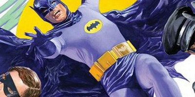 Kevin Smith escribe Batman '66 Meets the Green Hornet