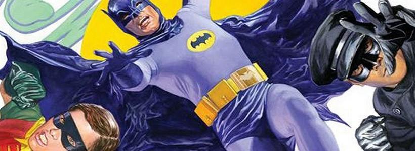 Kevin Smith escribe Batman '66 Meets the Green Hornet