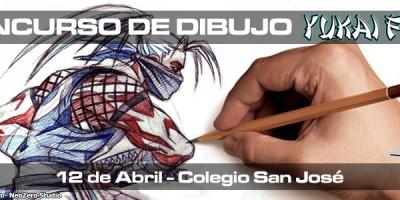 Concurso de dibujo Yukai Fest X