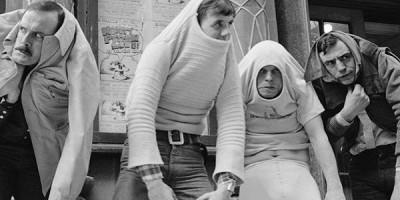 La última función de los Monty Python