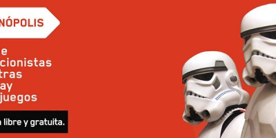 Star Wars llega a Tecnópolis