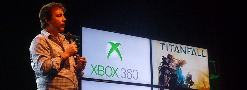 Lanzamiento de Titanfall para Xbox 360 en el Teatro Vorterix -Buenos Aires-