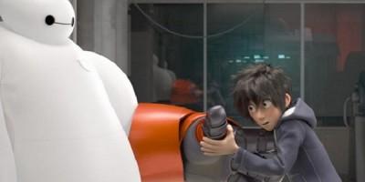 Se revelan nuevas imagenes de Big Hero 6, el primer proyecto animado de Disney junto a Marvel