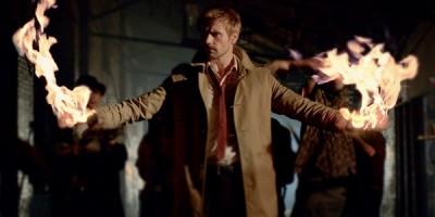 NBC lanzó el primer trailer de Constantine