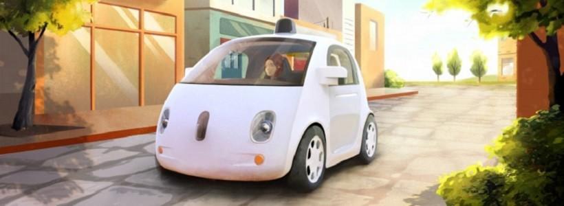 Google Self Driving Car Project: ¡¡sin volantes, pedales, ni conductor!!
