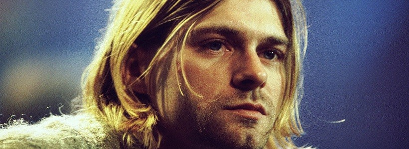 Encuentran carta de Kurt Cobain a Courtney Love…