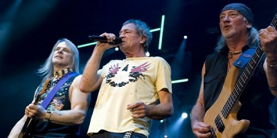 42 años después… Deep Purple nos muestra el «video oficial» de Smoke on the Water