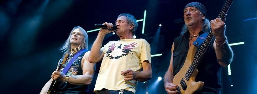 42 años después… Deep Purple nos muestra el «video oficial» de Smoke on the Water