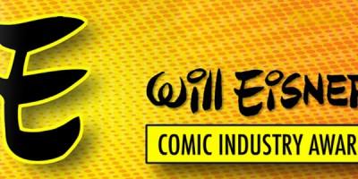 Los nominados  a los Premios Eisner 2014