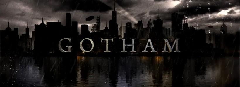 Gotham: el bien, el mal, EL PRINCIPIO