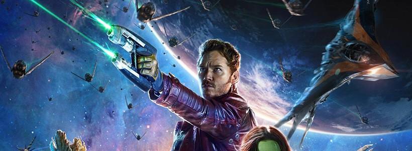 Nuevo trailer de Guardians of the Galaxy