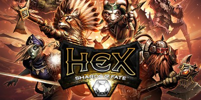 HEX: Shards of Fate fue presentado por Level Up! en Buenos Aires