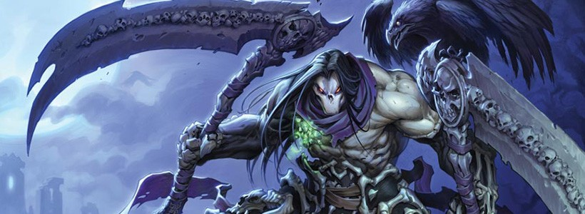 Madureira: Darksiders no está muerto y Battle Chasers sigue hibernando