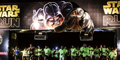 Star Wars Run: una carrera con toda la fuerza
