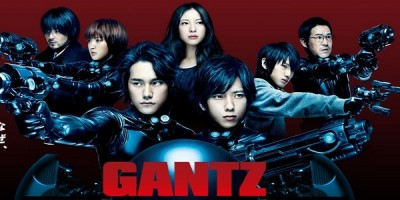 Live Action de GantZ en julio por Cinemax