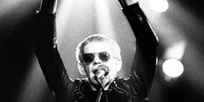 Subastan en eBay parte del equipo musical de Lou Reed para financiar su archivo