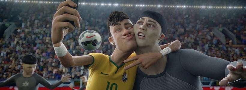 The Last Game: nuevo corto animado de Nike previo al Mundial Brasil 2014